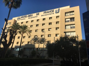 Hôtel-Dieu de France hospital 1